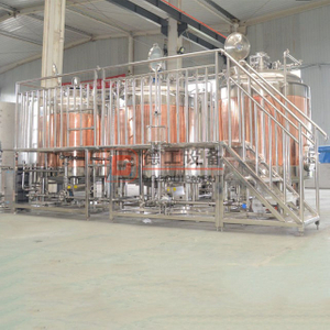 Professional brewery equipment for bar restaurant 10bbl 20bbl 30bbl to produce beer