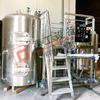 1200L Craft Brewhouse System CE ISO TUV Certificated with Steam/electric/gas Fired Heating for Sale