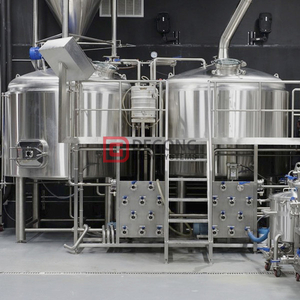 1500L Beer Brewery Equipment Europe Craftbrewery Stainless Steel Brewery System High Quality for Sale