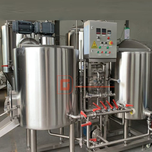 100L/200l Nano Breweries for Small-batch Commercial Brewery equipment Stainless Steel Construction Available
