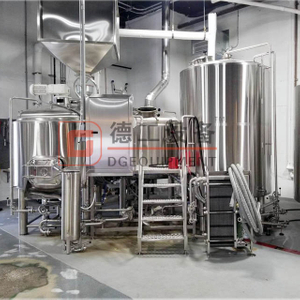 15BBL 1800L Beer Brewery Equipment Commercial Brewing System SUS304/316 Tanks for Sale